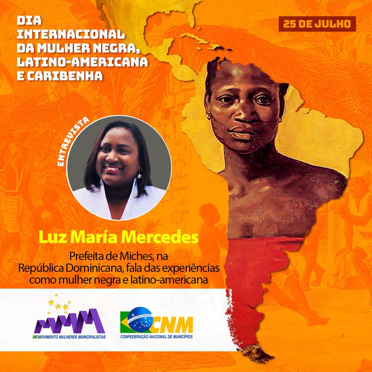 Alcaldesa de Miches, República Dominicana, habla sobre sus experiencias como mujer negra y latinoamericana.